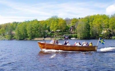 Trolska båtturer sedan länge